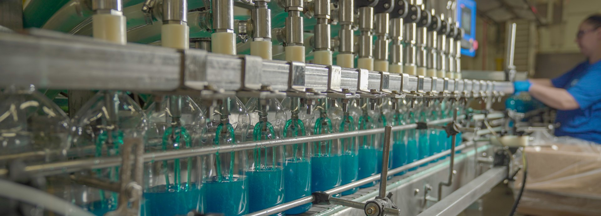 Camco Liquid Bottling
